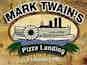 Mark Twain's Pizza logo
