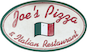 Joe's Pizza Italian Restaurant logo