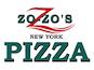 ZoZo's N. Y. Pizza logo