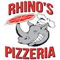 Rhino's Pizzeria logo