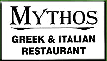 Mythos Greek & Italian Restaurant