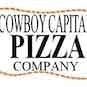 Cowboy Capital Pizza Company logo