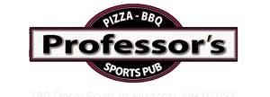 Professor's Pizza & Sports Pub