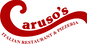 Caruso's Italian Restaurant & Pizzeria logo