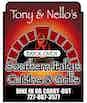 Tony & Nello's Southern Italian Cuisine logo