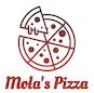 Mola's Pizza logo
