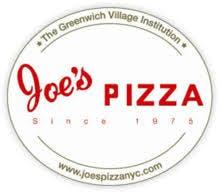 Joe's Pizzeria