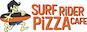 Surf Rider Pizza logo