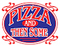 Pizza & Then Some logo