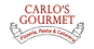 Carlo's Gourmet Pizza Restaurant & Caterers logo