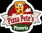 Pizza Pete's Pizzeria logo