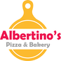 Albertino's Pizza logo