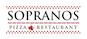 Soprano's Pizza logo