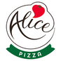Alice's Pizza logo