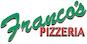 Franco's Oneida Pizzeria logo