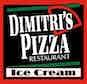 Dimitri's Pizza logo