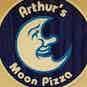Arthur's Moon Pizza logo