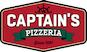 Captains Pizzeria logo