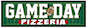 Gameday Pizza logo