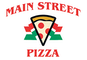 Main Street Pizza & Big Burger logo