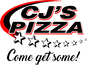 CJ's Pizza logo