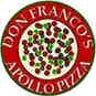 Don Franco's Apollo Pizza logo