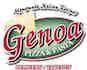 Genoa Pizza logo