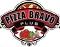 Pizza Bravo Plus logo