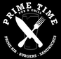 Prime Time House of Pizza logo