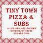 Tiny Town Pizza & Subs logo