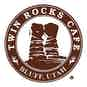 Twin Rocks Pizza logo