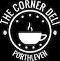 The Corner Pizza & Deli logo