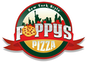Poppys Pizza logo