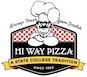 Hi-Way Pizza Shoppe logo