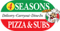 4 Seasons Curry & Kabab Plus Pizza & Subs logo