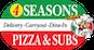 4 Seasons Curry & Kabab Plus Pizza & Subs logo