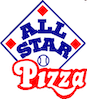All Star Pizza & Subs logo
