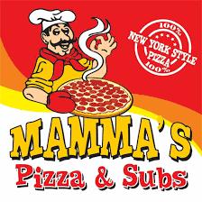 Mamas Pizza logo