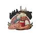 Giant Manhattan Pizza logo