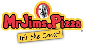 Mr Jim's Pizza logo
