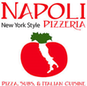 Napoli New York Pizza Italian Kitchen & Catering logo