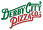 Derby City Pizza logo