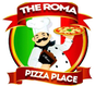 The Roma Pizza Place logo