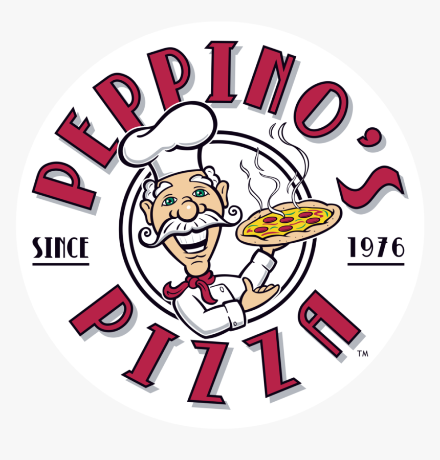 Peppino's Pizza Express logo