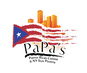 Papa's Puerto Rican Cuisine & Pizzeria logo
