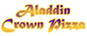Aladdin Crown Pizza logo