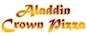 Aladdin Crown Pizza logo