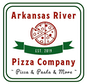 Arkansas River Pizza logo