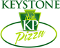 Keystone Pizza logo