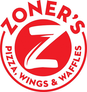 Zoner's Pizza Wings & Waffles logo